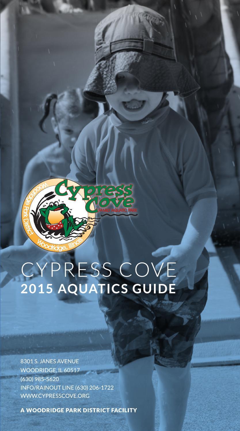 cypress cove family aquatic park 2015 aquatics guide by. Black Bedroom Furniture Sets. Home Design Ideas