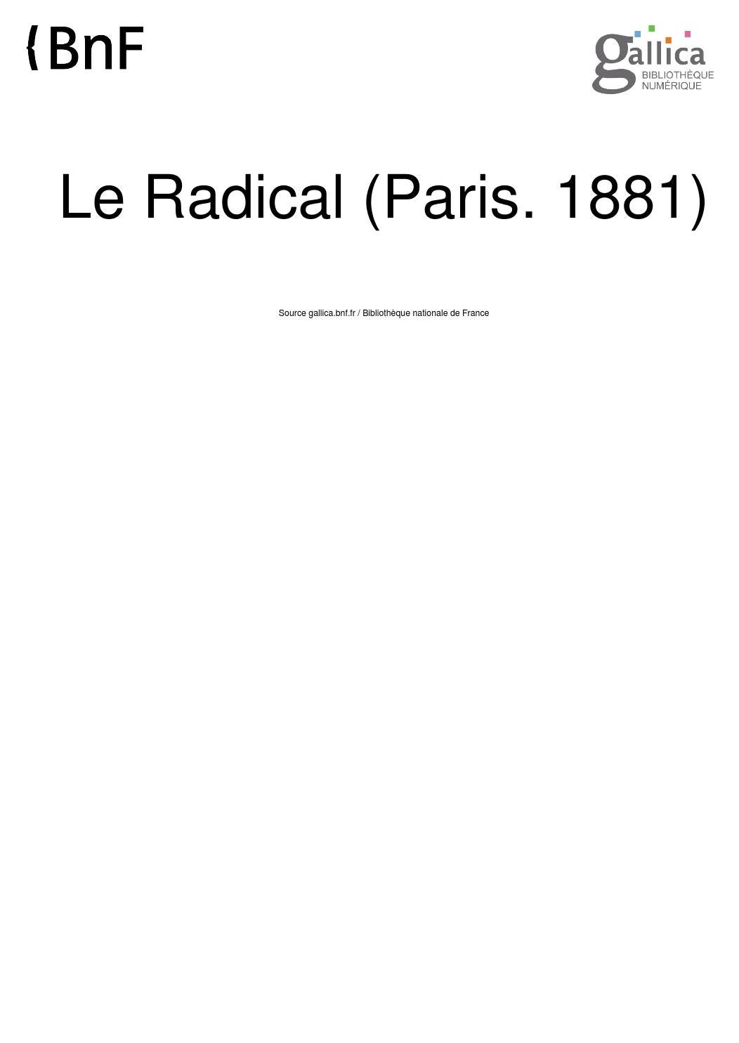 Radical By Président Aaleme Issuu 16081909 Le wm0vN8n