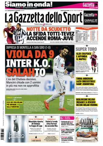 La Gazzetta dello Sport ( 03-02-2015) by Nguyen Duc Thinh - issuu 4e715f7c7957
