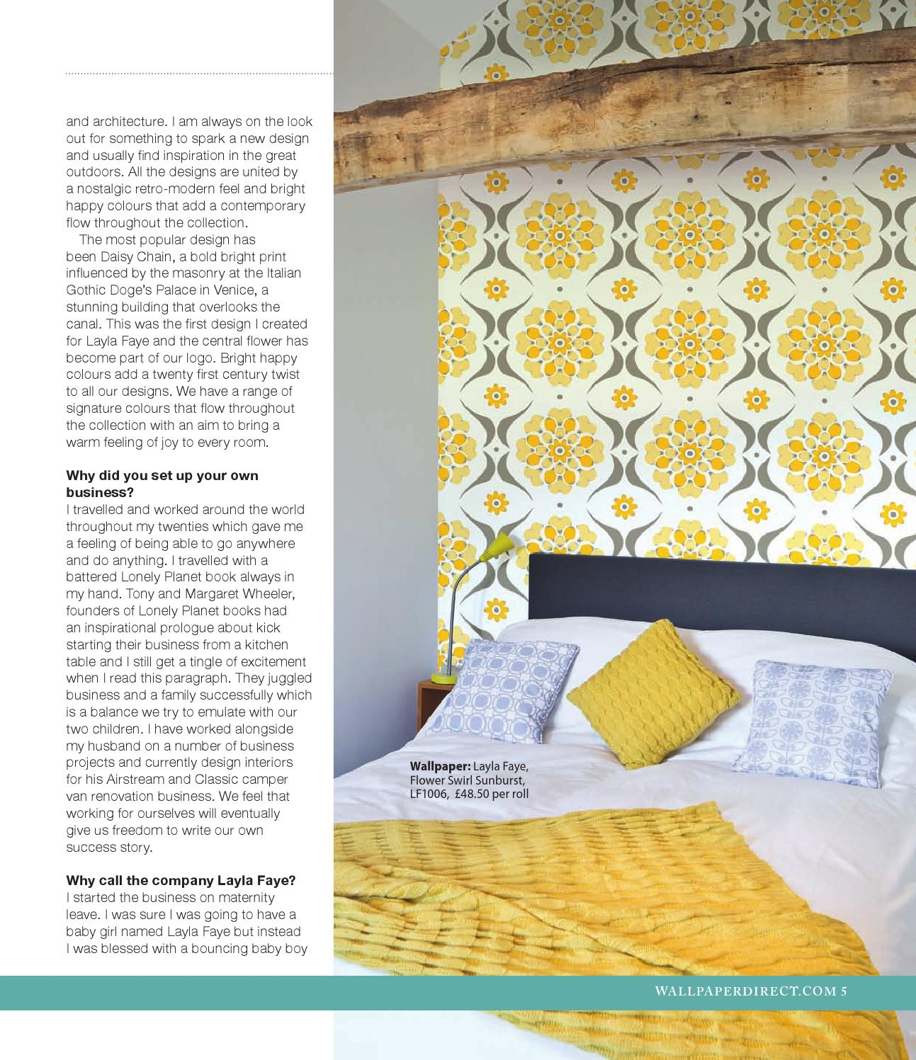 Wallpaper direct - Spring 2015