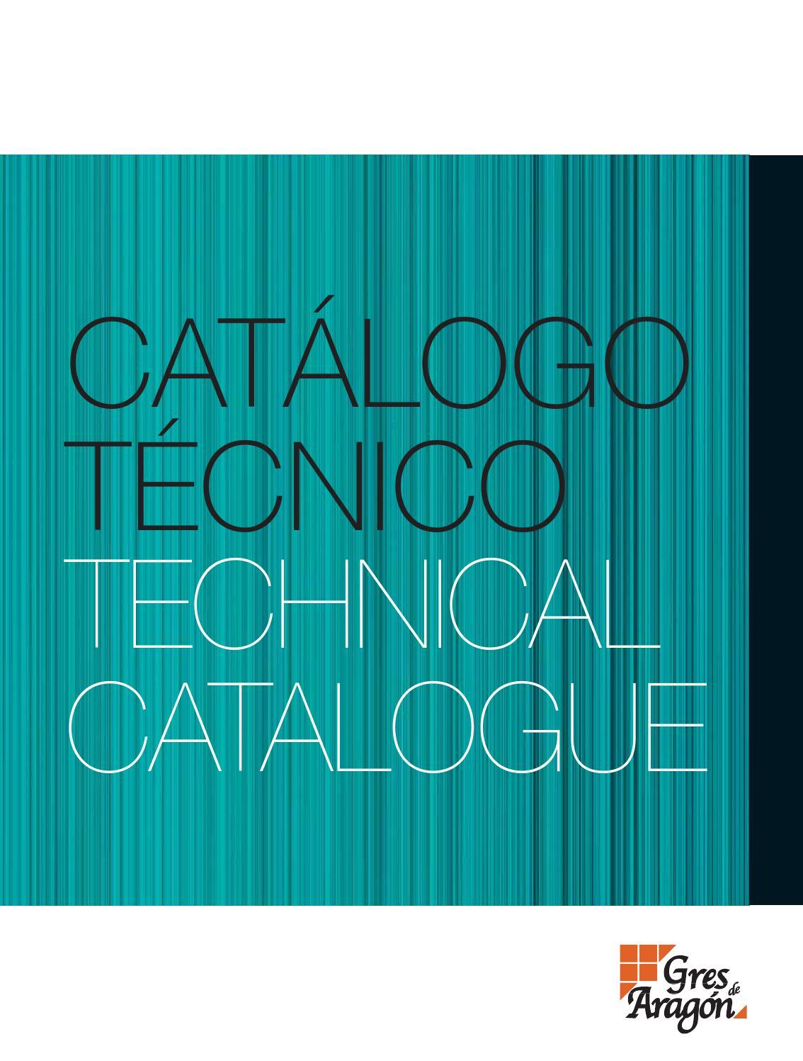 catalogo tecnico piscinas gres de arag n by nuovak issuu
