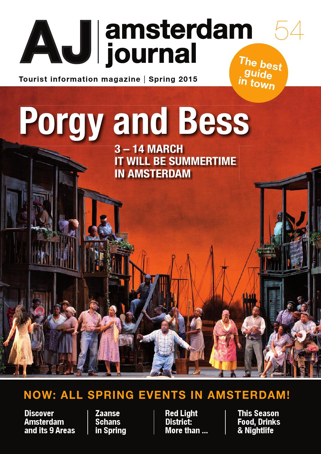 Amsterdam Journal 54 Spring 2015 By Rachel De Graaf Issuu