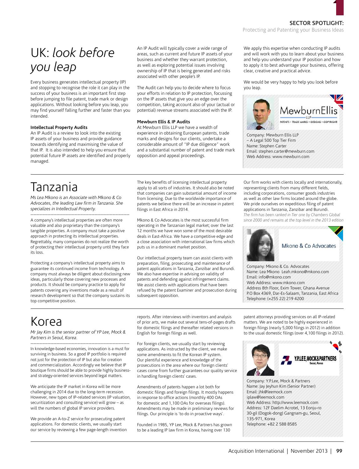 Acquisition international November 2013 by AI Global Media