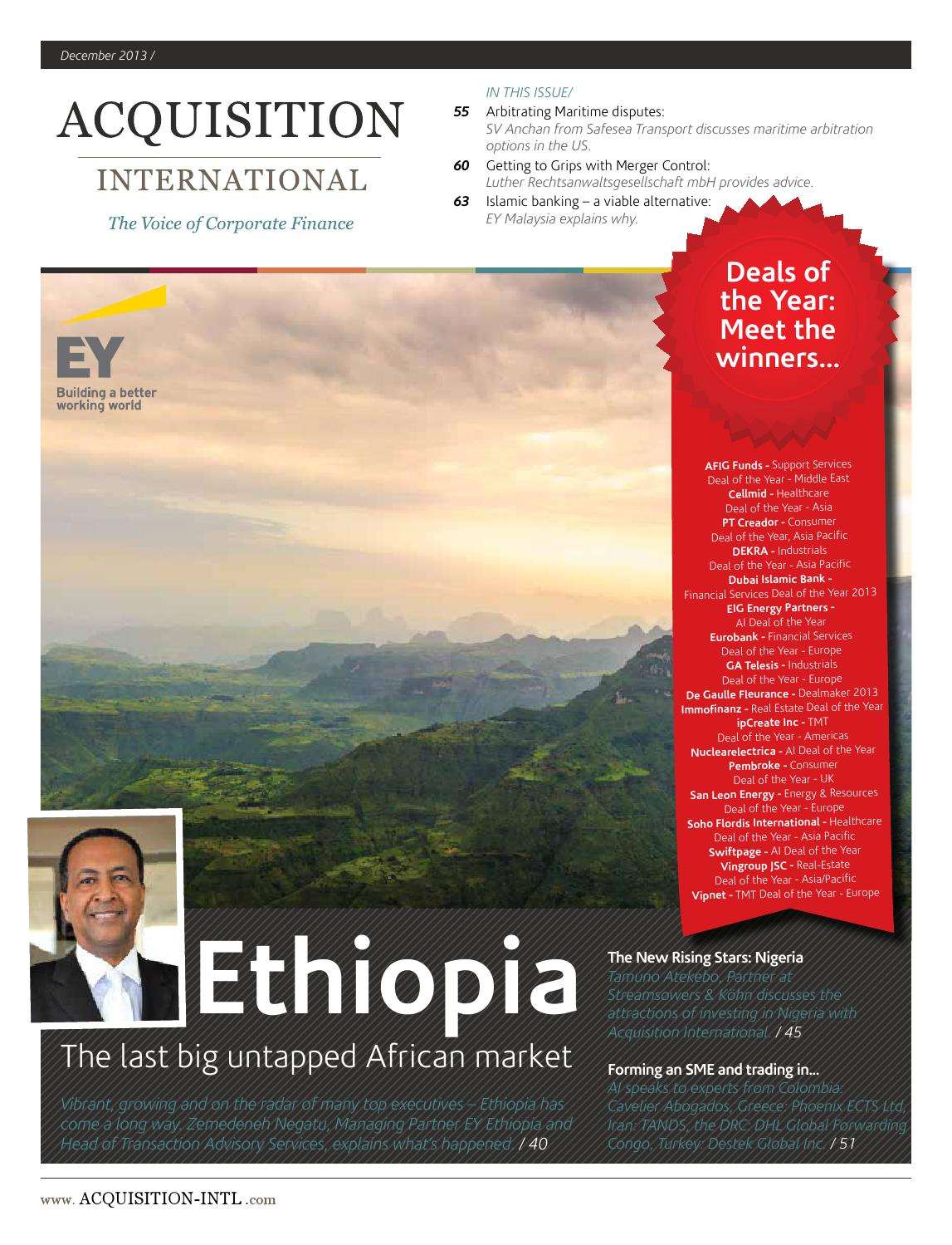 Acquisition international December 2013 by AI Global Media - issuu