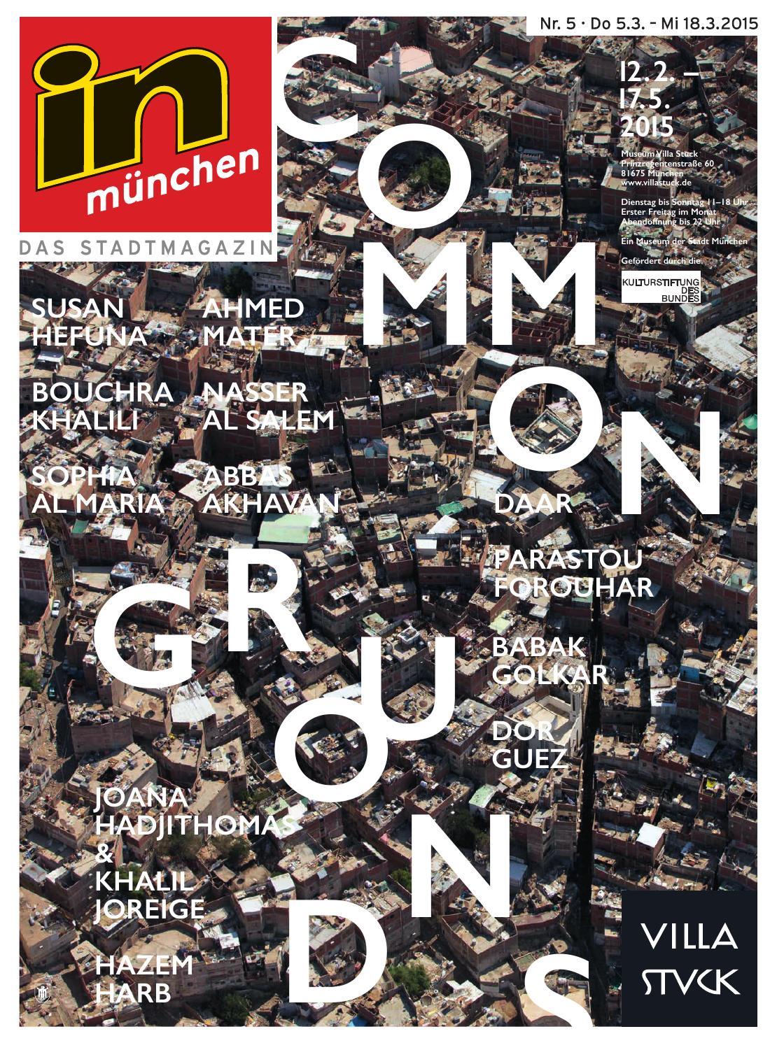 in münchen Ausgabe Nr. 12/2014 by InMagazin Verlags GmbH - issuu