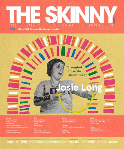 The Skinny Northwest March 2015 By The Skinny Issuu