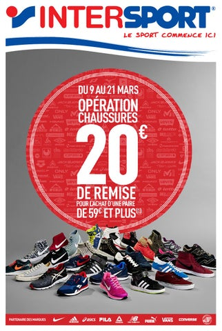 meet 055ec 9928d Opération Chaussures chez INTERSPORT by INTERSPORT France - issuu