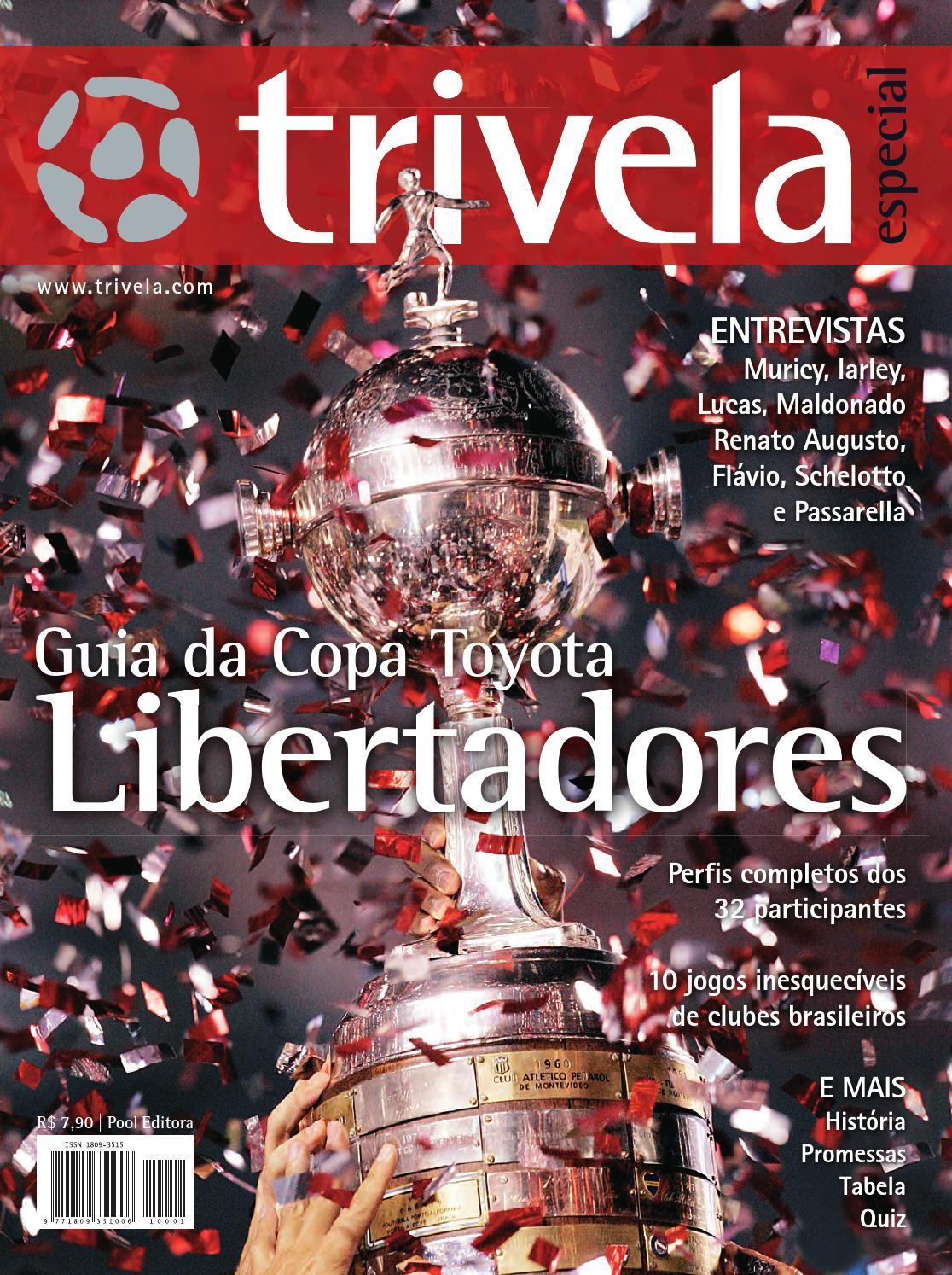Guia da Libertadores 2007 by °F451 - issuu cc85c56909f0d