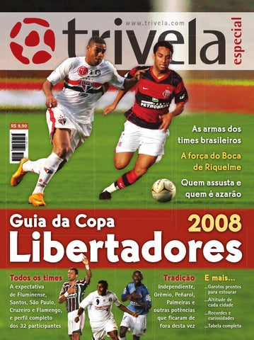 08b21ca913 Guia da Libertadores 2008 by °F451 - issuu