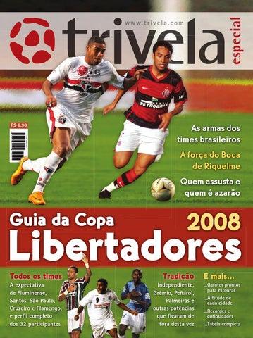 b5a2ddd51c Guia da Libertadores 2008 by °F451 - issuu