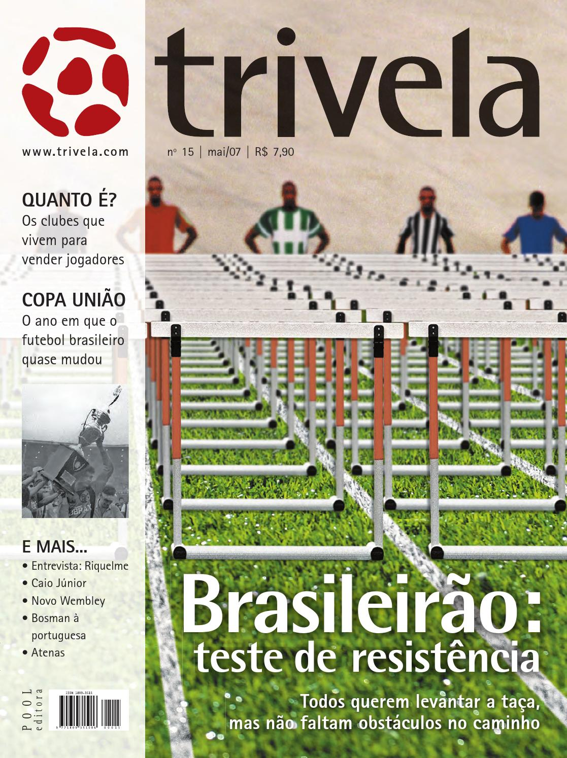 Trivela 15 (mai 07) by °F451 - issuu adfe64d95356a