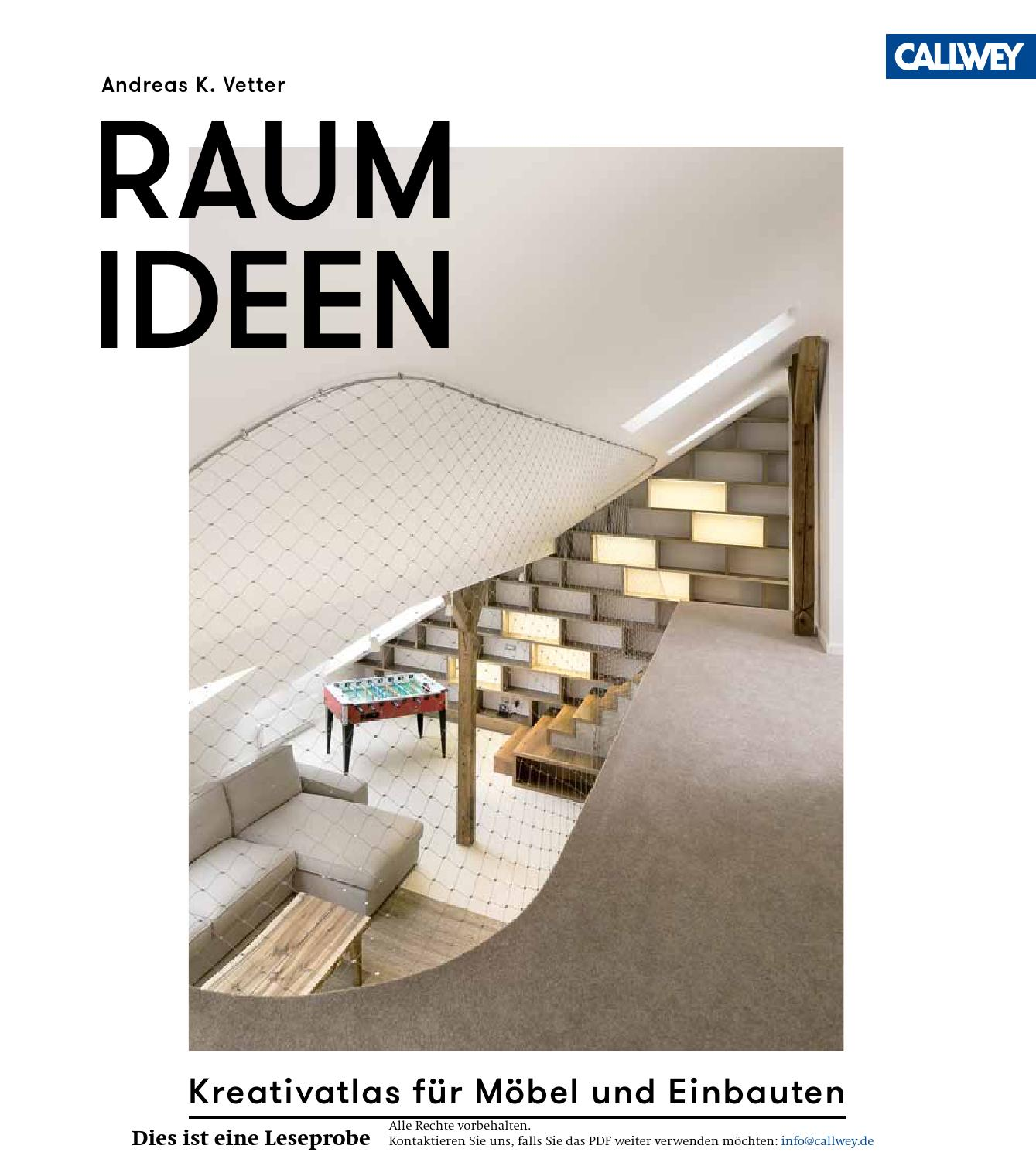 Vetter - Raumideen by Georg D.W. Callwey GmbH & Co. KG - issuu