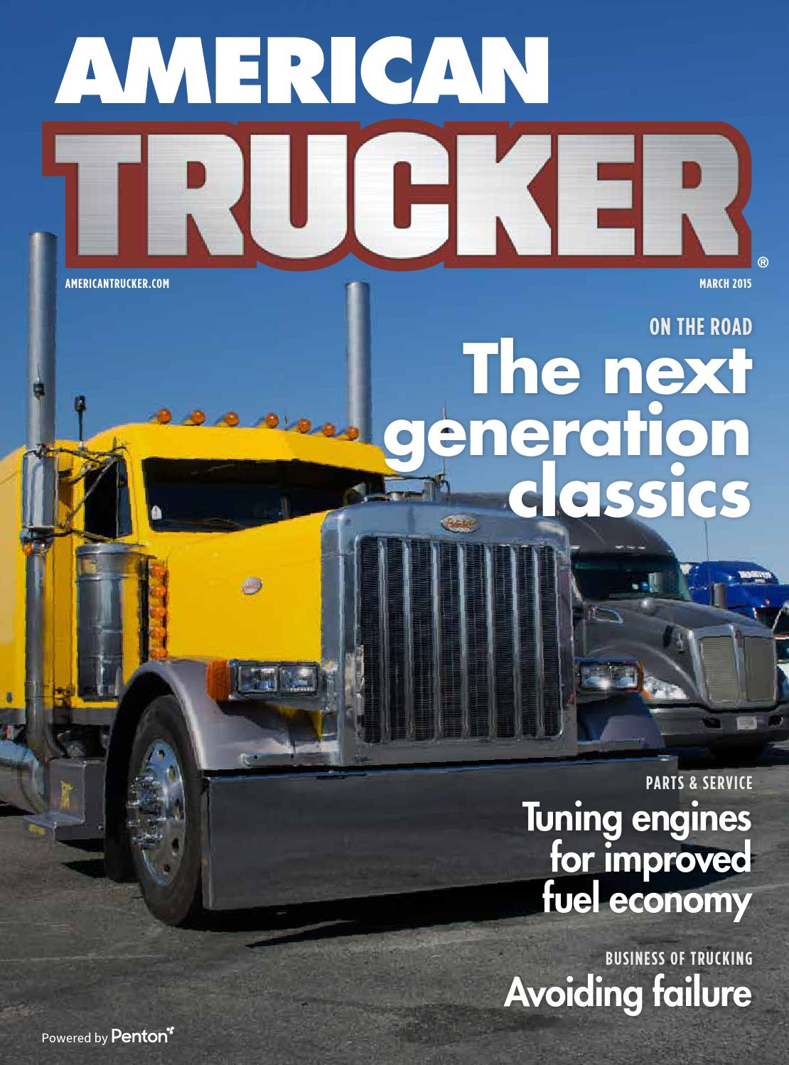 american trucker magazine - photo #1