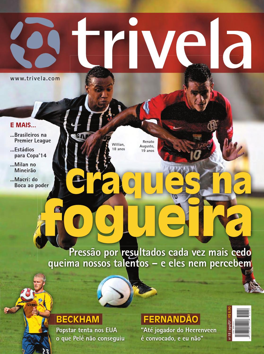 Trivela 18 (ago 07) by °F451 - issuu 98f94038e4f8a