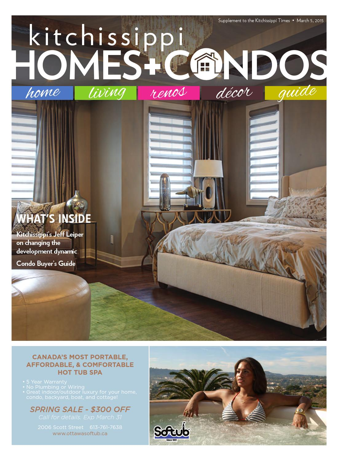 Kitchissippi Times Homes Condos By Great River Media Inc Issuu Wiring A Hot Tub Canada