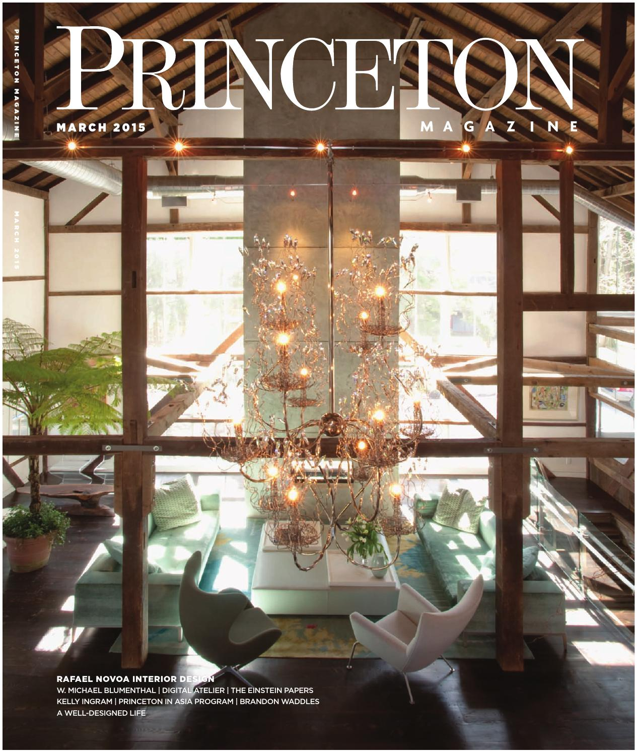 Princeton Magazine, March 2015 by Witherspoon Media Group - issuu