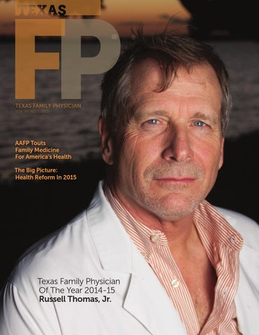 Texas Family Physician, Winter 2015 by Texas Academy of