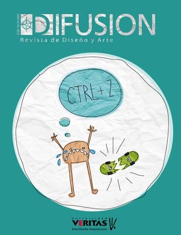 Revista Difusión I C 2014 By Escuela Diseño Y Comunicación
