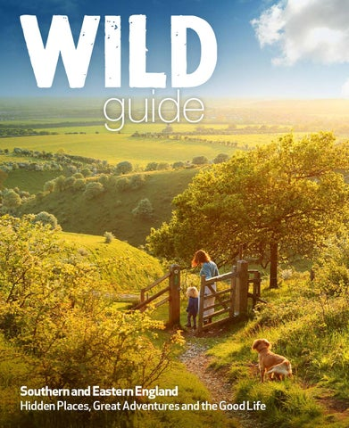 Wild guide southern eastern England PRESS PREVIEW by Daniel