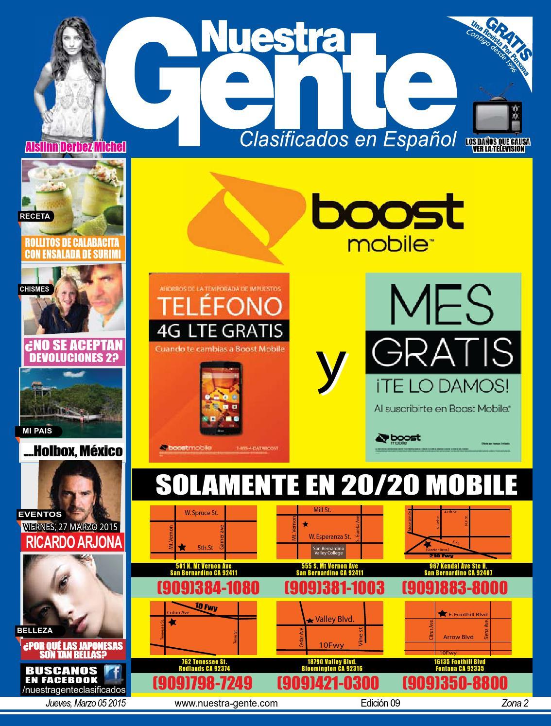 Nuestra Gente 2015 Edicion 9 Zona 2 by Nuestra Gente - issuu