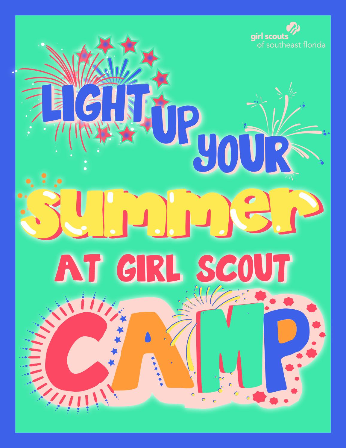 gssef summer camp 2015 online brochure by girl scouts of