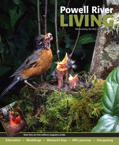 Powell river living march 2015 issue by sean percy issuu page 1 fandeluxe Images