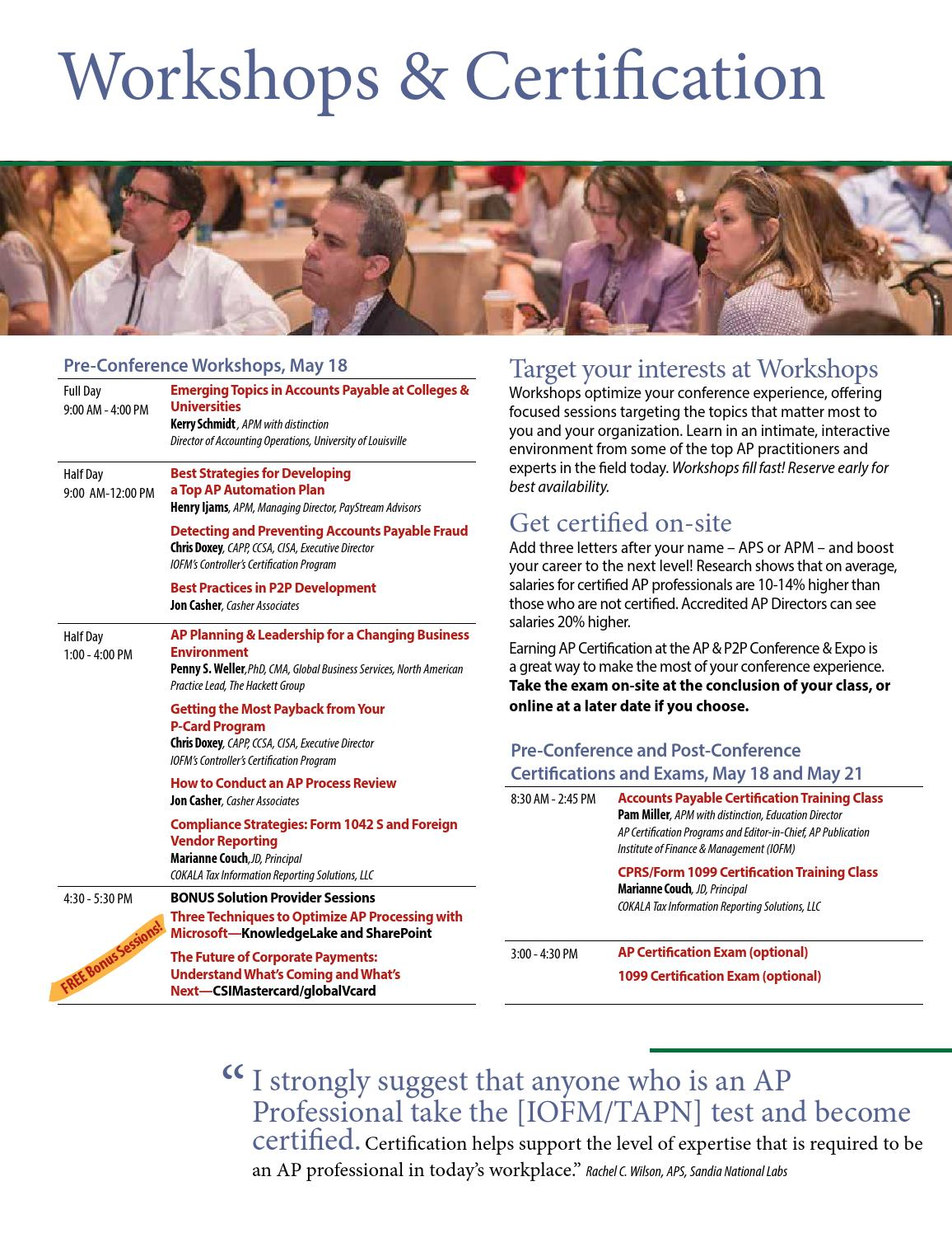 Ap Conference Brochure 2015 By Running Insight Issuu