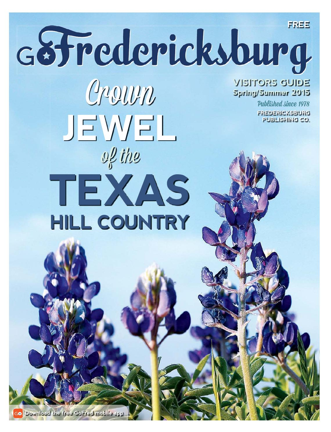 Go Fredericksburg Visitors Guide by Digital Publisher - issuu
