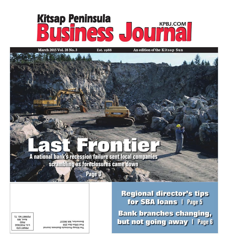 Kitsap peninsula business journal 9 march 2015 by kitsap sun digital issuu
