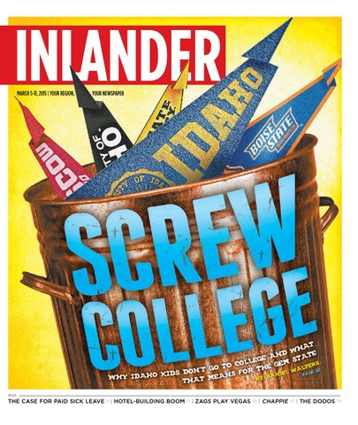 0efe4b21488fc2 Inlander 03 05 2015 by The Inlander - issuu