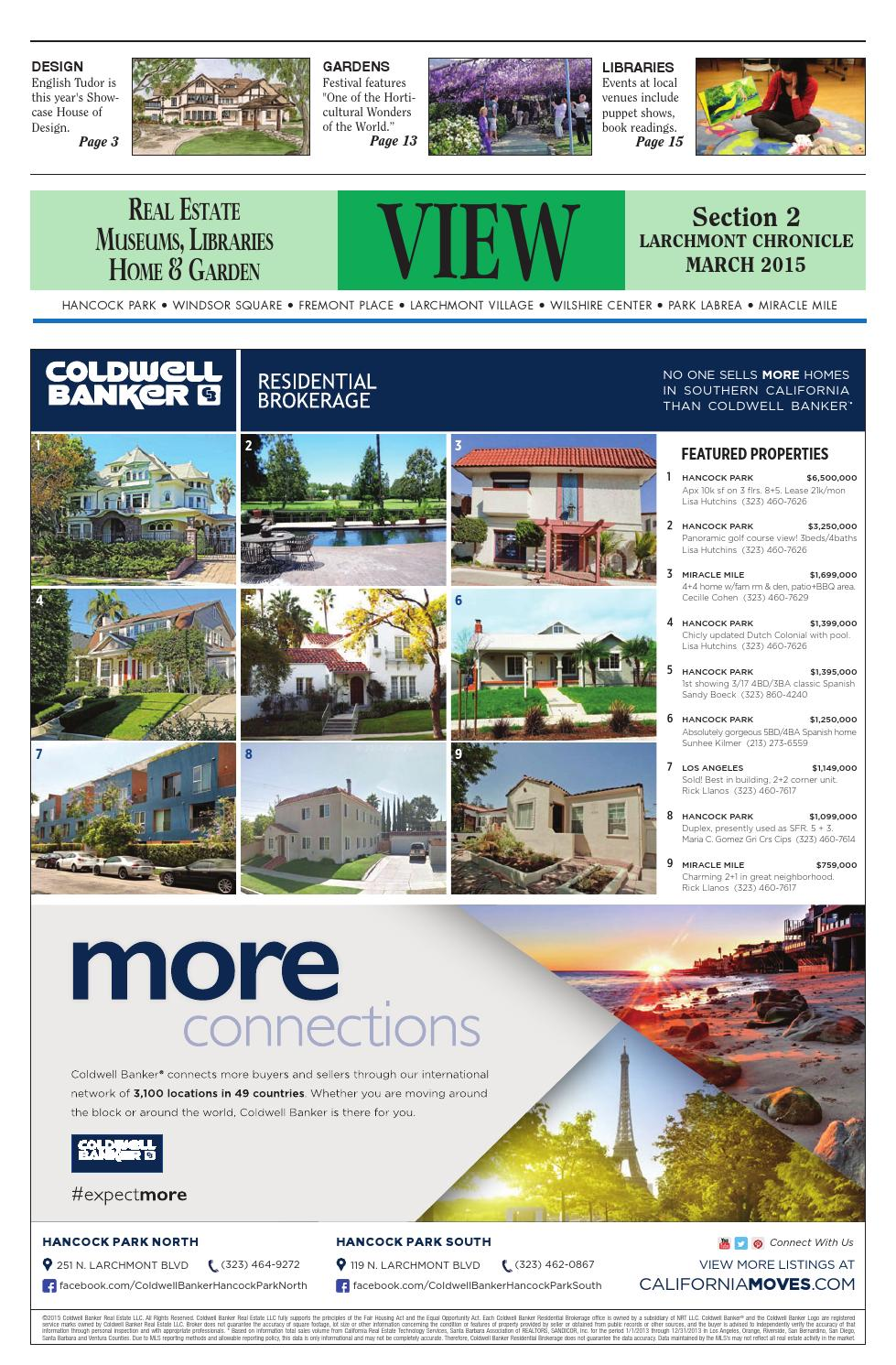 8a21a827127 Lc issue real estate 03 15 100 by Larchmont Chronicle - issuu