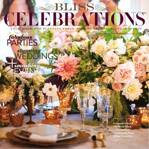 837209eb96d 2015 BLISS CELEBRATIONS GUIDE by Bliss Publications - issuu