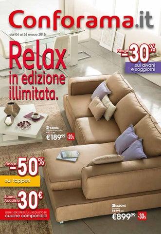 Conforama i migliori regali fino a 40% by mobilpro   issuu