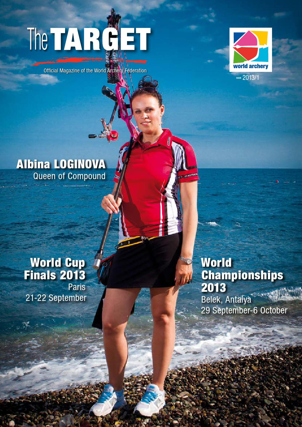 The Target Summer 2013 By World Archery Issuu Jacobs Electronics Wiring Diagram Hecho