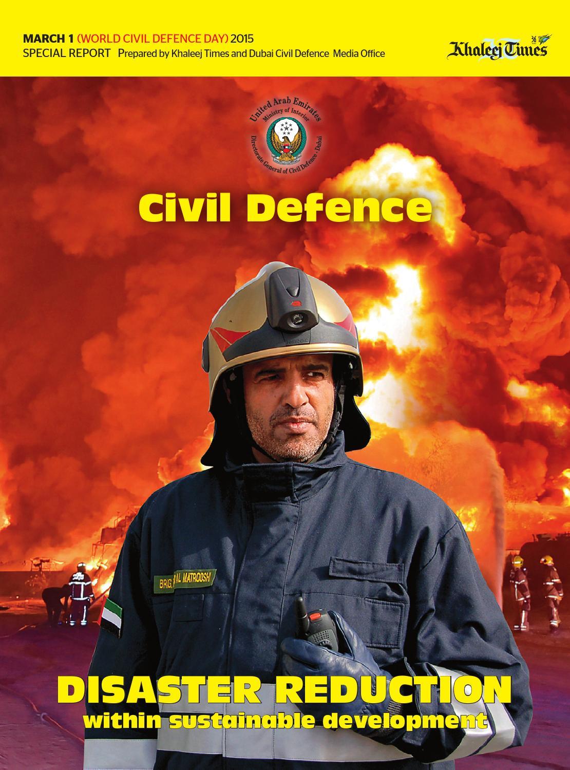 Dubai Civil Defence by Red Door Productions FZ LLC - issuu