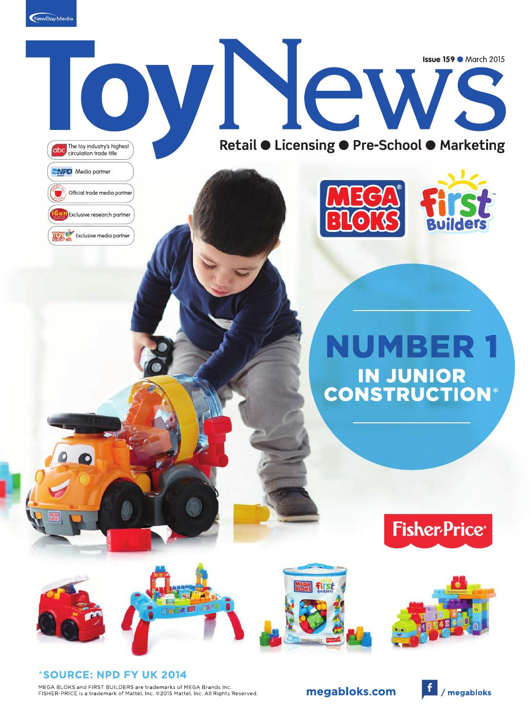 Toynews Issue 159 March 2015 By Future Plc Issuu Snap Circuits 300jrwondefrful Toy8 And Over Kids