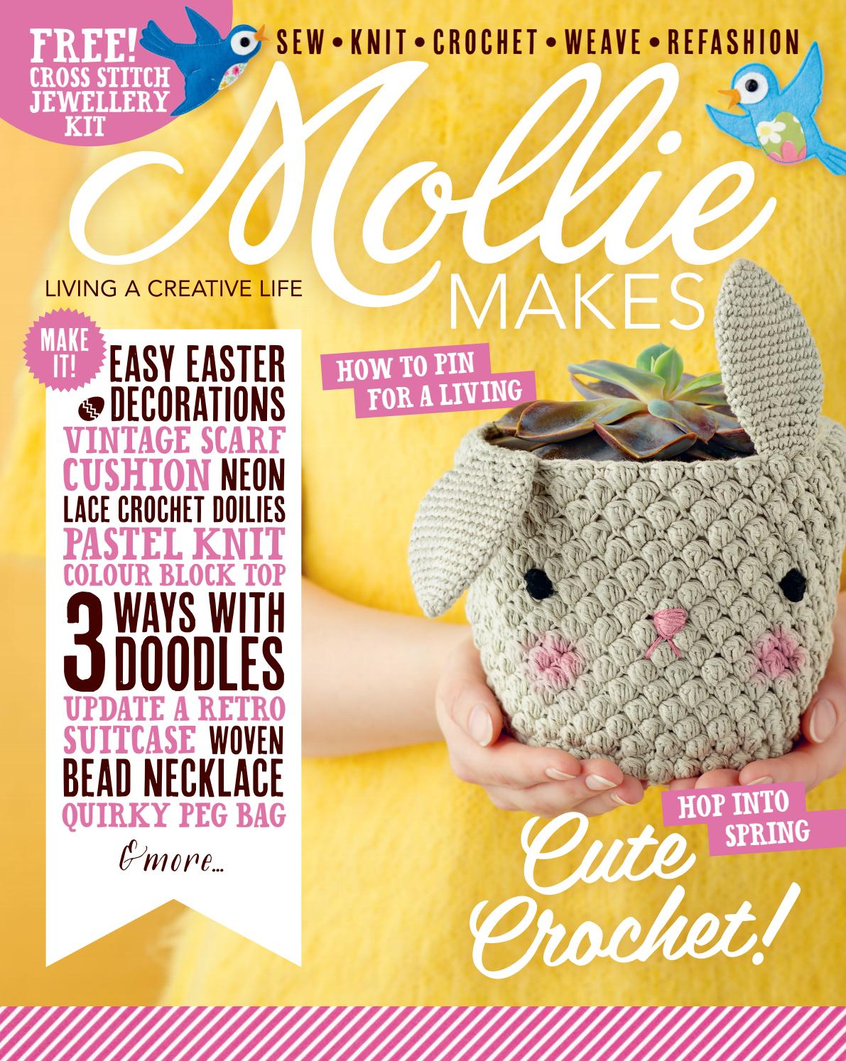77824ee55 Mollie Makes #51 by Mollie Makes - issuu
