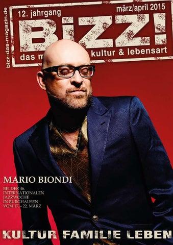 b9424ca33ba5 BIZZ! März   April by BIZZ! das magazin für kultur und lebensart - issuu