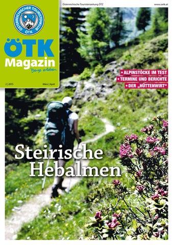 ÖTK Magazin 2/2015 by ÖTK Österreichischer Touristenklub - issuu