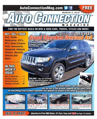 03 04 15 auto connection magazine by auto connection magazine issuu page 1 sciox Image collections