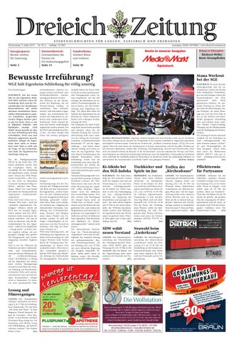 Dz online 029 15 a by Dreieich Zeitung fenbach Journal issuu
