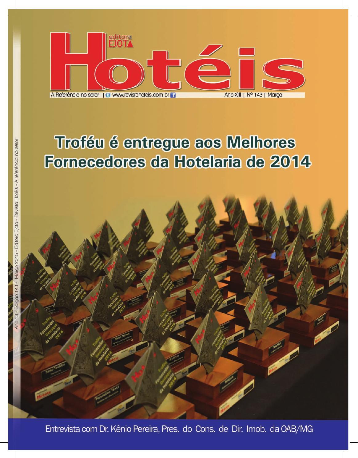 Revista Hotéis - Edição 143 by Revista Hotéis - issuu 3f5e1fe4c05