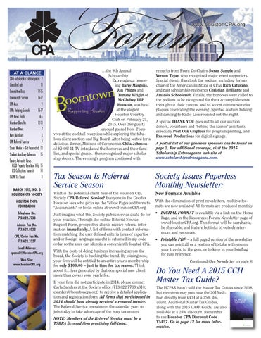 March 2015 cpa forum by houston cpa forum issuu page 1 fandeluxe Images