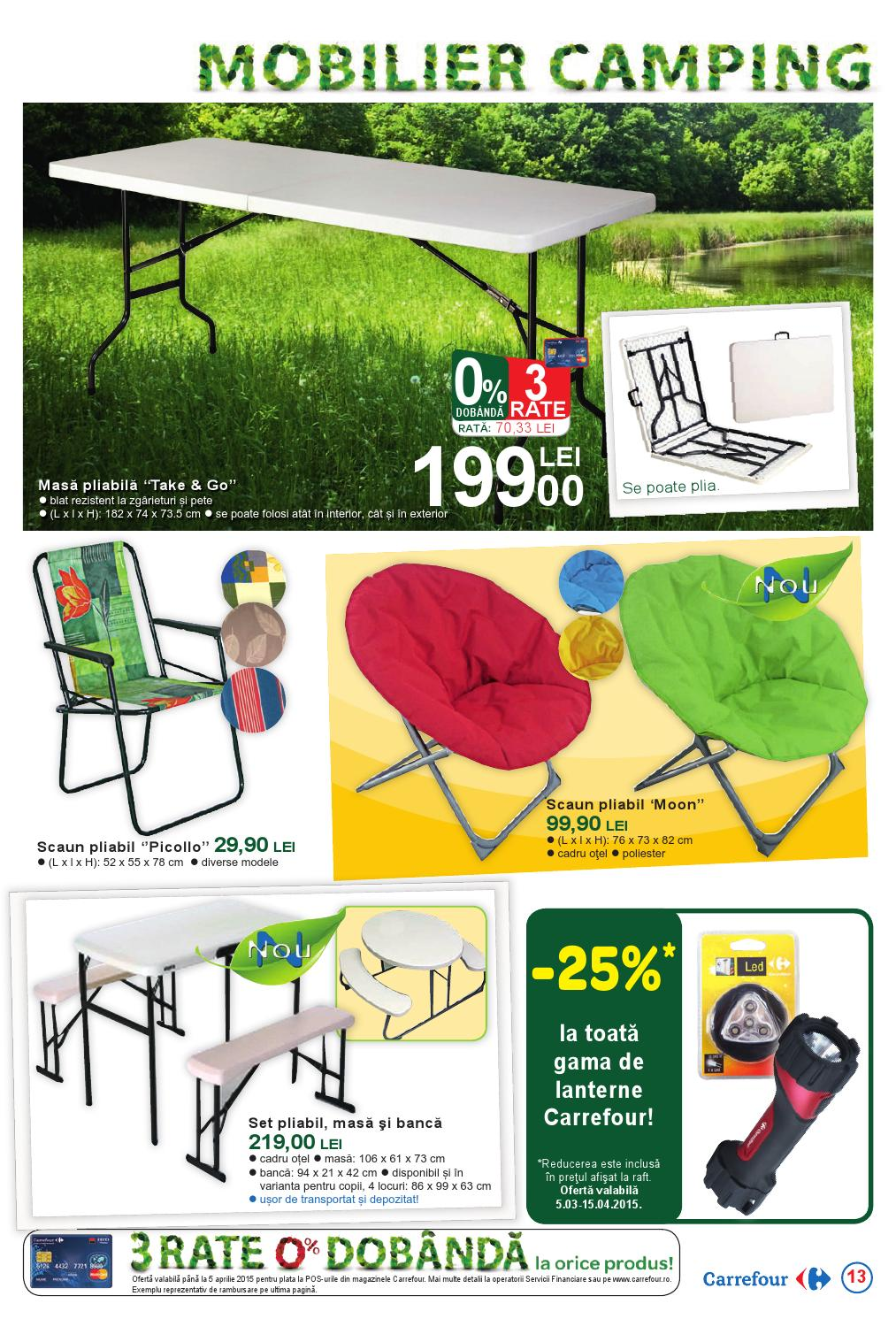 Catalog Special Gradina By Carrefour Romania Issuu