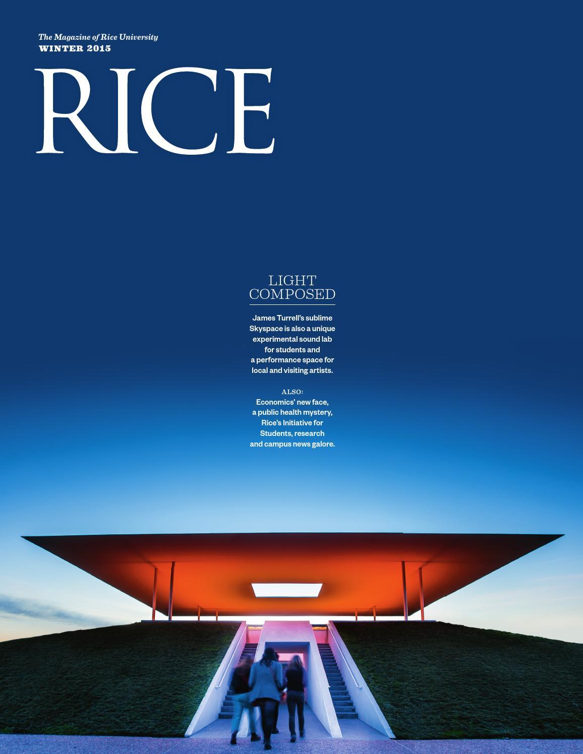rice essay diversity