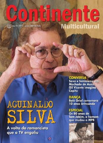 Continente  073 - Aguinaldo Silva by Revista Continente - issuu f9631bff6a
