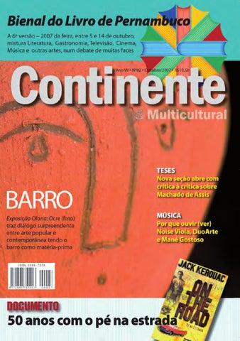 Continente  082 - Barro by Revista Continente - issuu e7b5fd1fae966