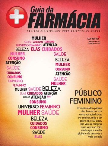 653acb2f8bb Edição 267 - Público feminino by Guia da Farmácia - issuu