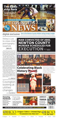 The Covington News Sunday June 14th 2015 Vol150 No 23 By Magazines Healthy In Georgia