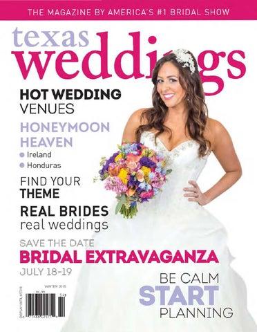 Texas Weddings January 2015 By Bridal Extravaganza Show Houston